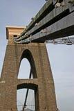 Clifton suspension bridge Stock Images