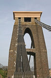 Clifton suspension bridge Royalty Free Stock Images