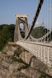 Clifton Suspension Bridge, Bristol Royalty Free Stock Images
