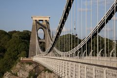 Clifton Suspension Bridge, Bristol Stock Images