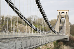 Clifton Suspension Bridge, Bristol Royalty Free Stock Images