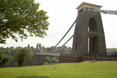 Clifton Suspension Bridge,Bristol,UK Royalty Free Stock Photo