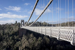 Clifton Suspension Bridge, Bristol UK Stock Images