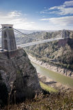 Clifton Suspension Bridge, Bristol UK Stock Image
