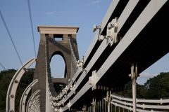 Clifton Suspension Bridge by Brunel Stock Images