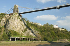 Clifton Suspension Bridge Royalty Free Stock Photo
