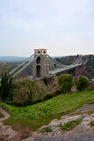 The Clifton Suspension Bridge Stock Photos