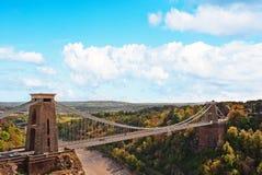 Clifton Suspension Bridge stock photography