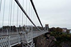 Clifton zawieszenia most Zdjęcie Stock