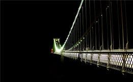 Clifton zawieszenia most Bristol Zdjęcie Stock