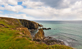 cliifs Ирландия стоковое изображение rf