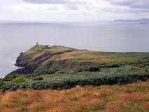 Cliifs near Howth. Dublin, Ireland Royalty Free Stock Image