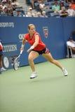 Clijsters Kim in US öffnen 2009 Lizenzfreie Stockfotografie