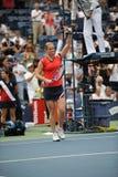 Clijsters Kim in US öffnen 2009 (62) Lizenzfreie Stockfotos