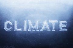 Clima imagem de stock