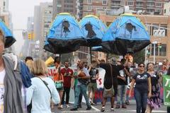 Clima marzo NYC 2014 Imagenes de archivo