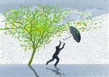 Clima tempestuoso libre illustration