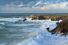 Clima tempestuoso Foto de archivo libre de regalías