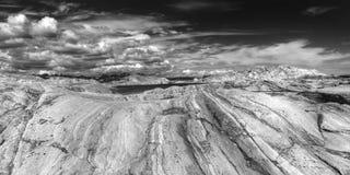 Climas tempestuosos Imagen de archivo libre de regalías