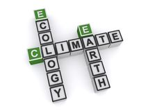 Climat, écologie et terre photos libres de droits