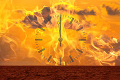 Climate change Stock Images