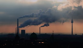 Climate change. The continued use of dirty energy burning fossil fuel like coal contributes a lot to the effects of climate change and global warming