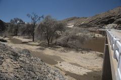 Climate change - Dry river stock photos