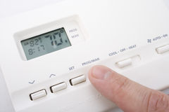 Climate control Stock Image