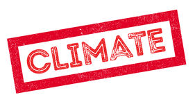 Climate rubber stamp Royalty Free Stock Photo