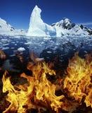 Climate warming Stock Photos