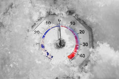 Climatic changes, weather phenomena Royalty Free Stock Photography