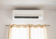 Climatisation dans la maison domestique Image stock