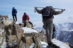 Climb Royalty Free Stock Images