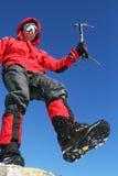 Climb Royalty Free Stock Photo