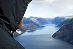 Climb, Climber, Cold Royalty Free Stock Image