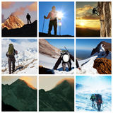 Climb Royalty Free Stock Photos