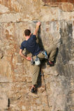 The Climber 1 Royalty Free Stock Image