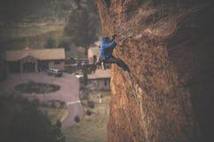 The Climber Royalty Free Stock Photo