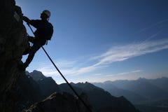 Free Climber Stock Image - 1120791