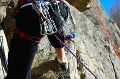 Climber Stock Image