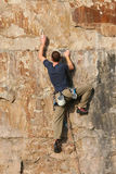 The Climber 4 royalty free stock photography