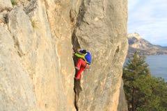 climber Royalty-vrije Stock Fotografie