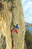 climber Royalty-vrije Stock Foto