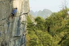 Climber Stock Photography