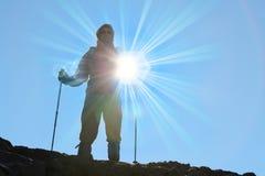 climber Fotografia Stock