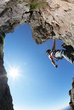 Climber Royalty Free Stock Image