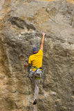 climber Imagens de Stock Royalty Free