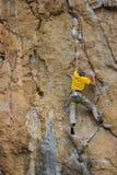 climber Fotos de Stock Royalty Free