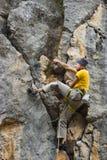 climber Foto de Stock