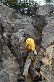 climber Imagem de Stock